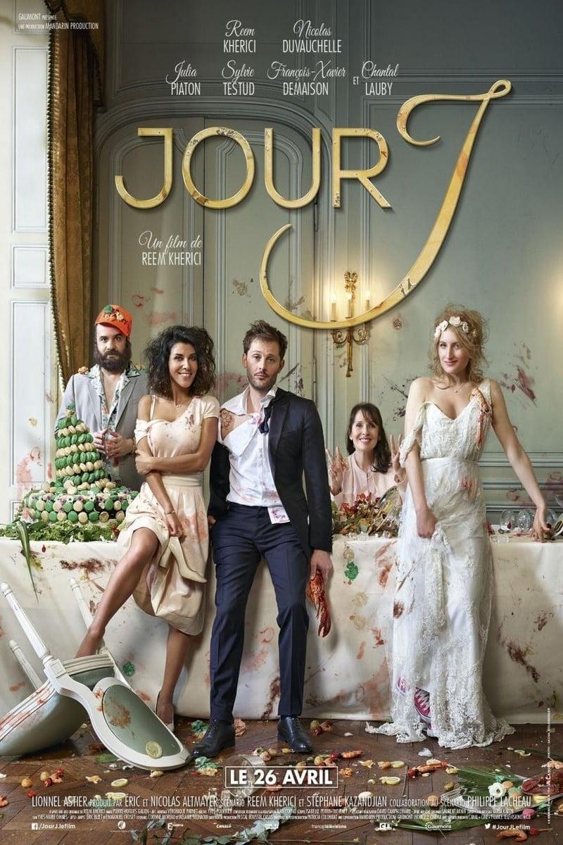 La wedding planner (Wedding Unplanned)  Jour J ()