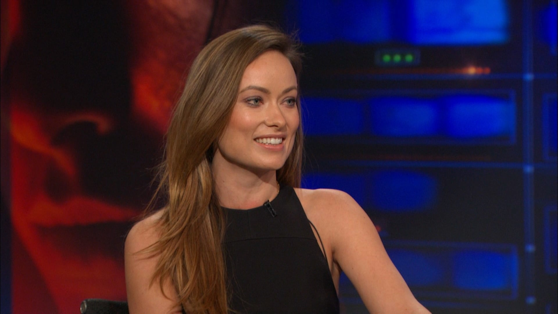 The Daily Show with Trevor Noah Season 20 :Episode 67  Olivia Wilde