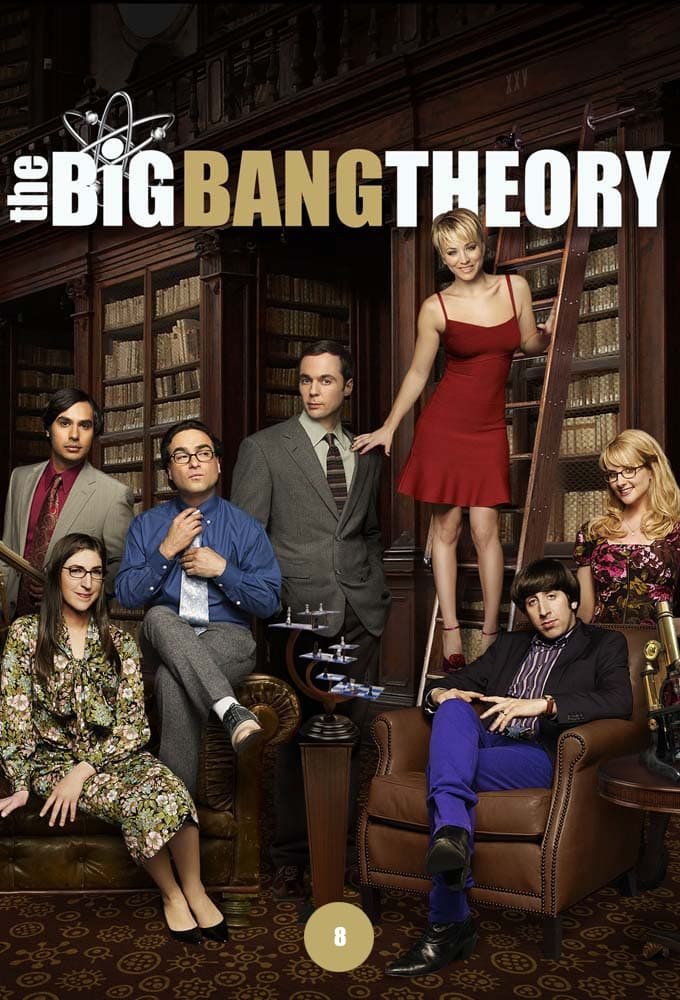 The Big Bang Theory Saison 8