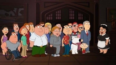 Family Guy: Temporada 9, Capitulo 1