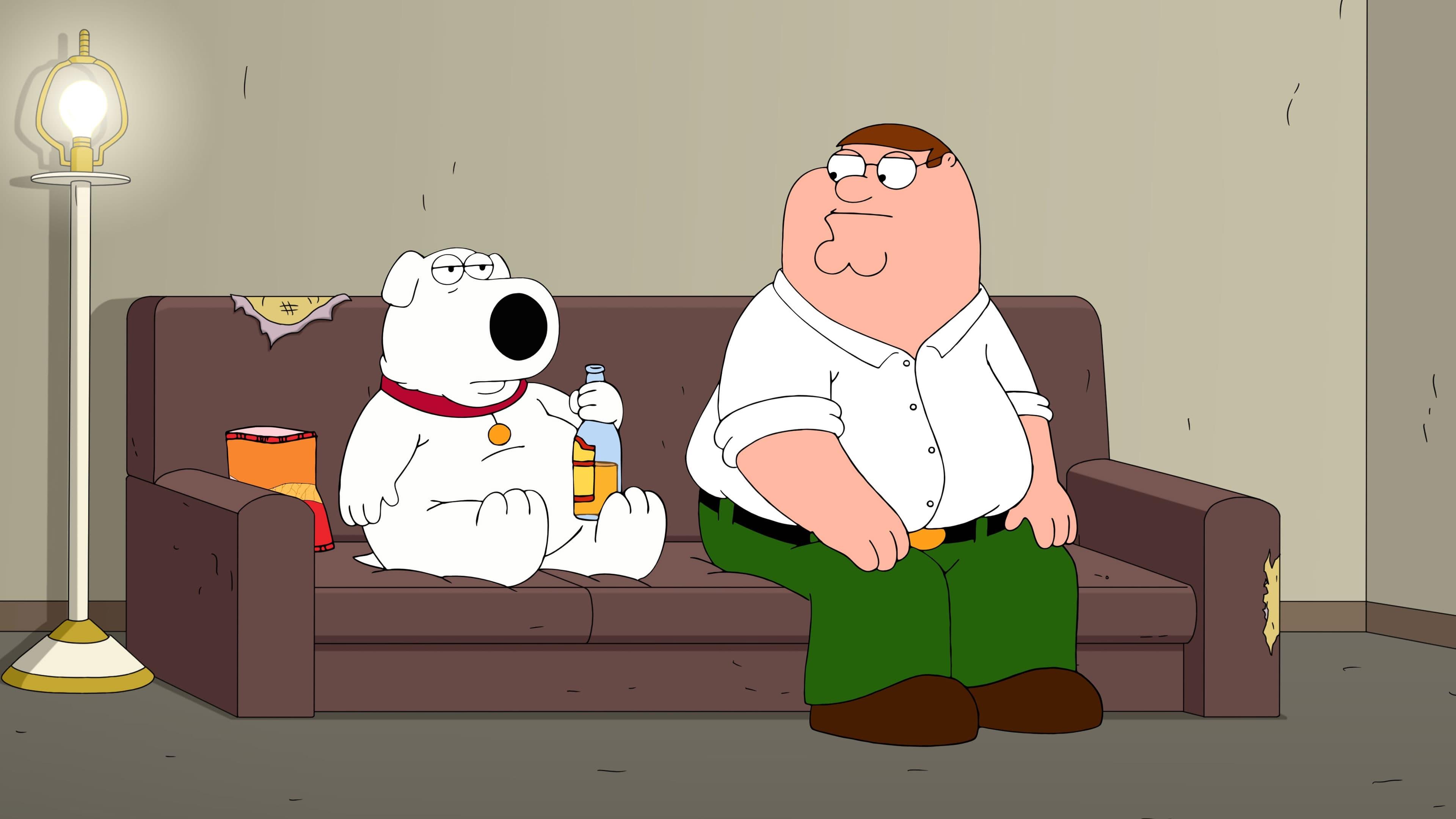 Family Guy - Season 17 Episode 2 : Dead Dog Walking (2)