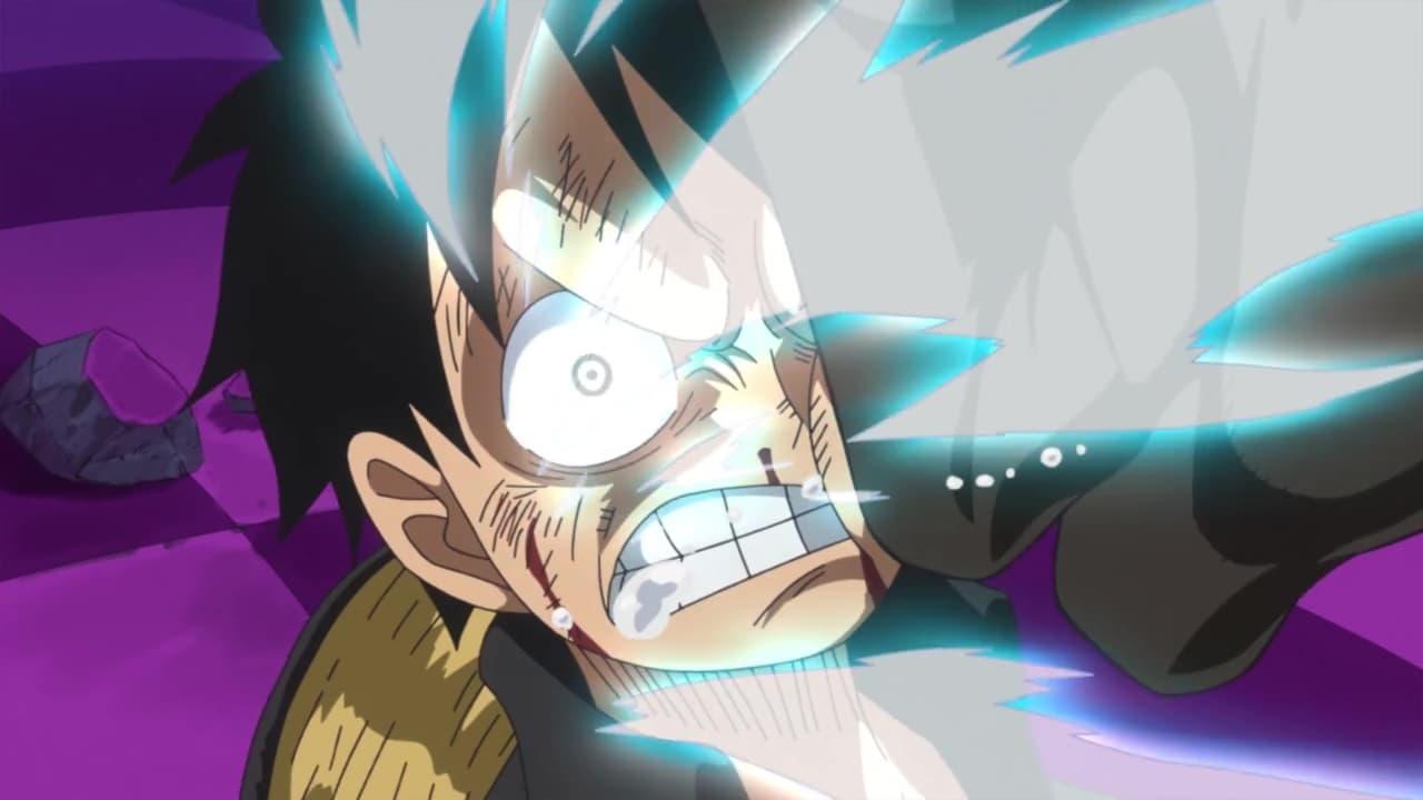 One Piece Season 19 :Episode 868  A Man's Resolution - Katakuri's Life Risking Great Match