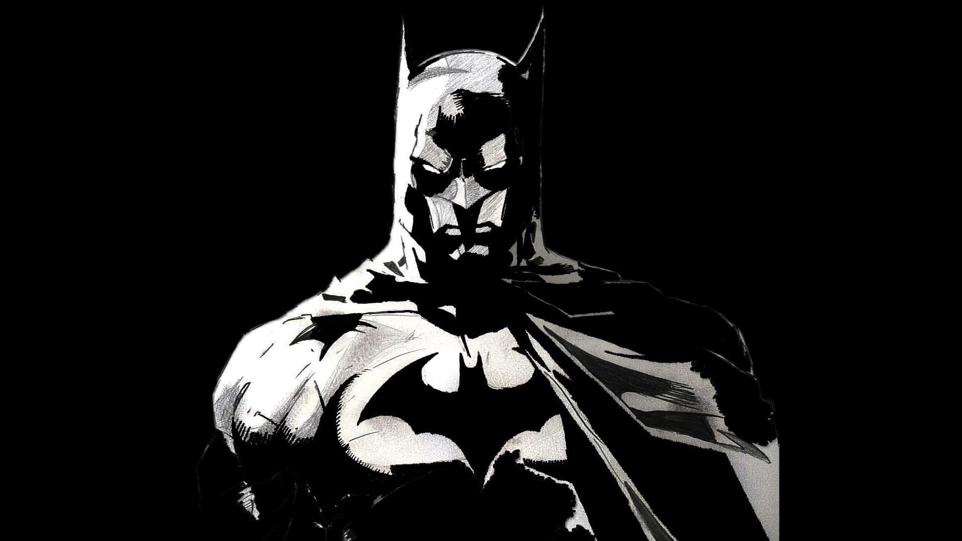 Batman: Black and White Motion Comics