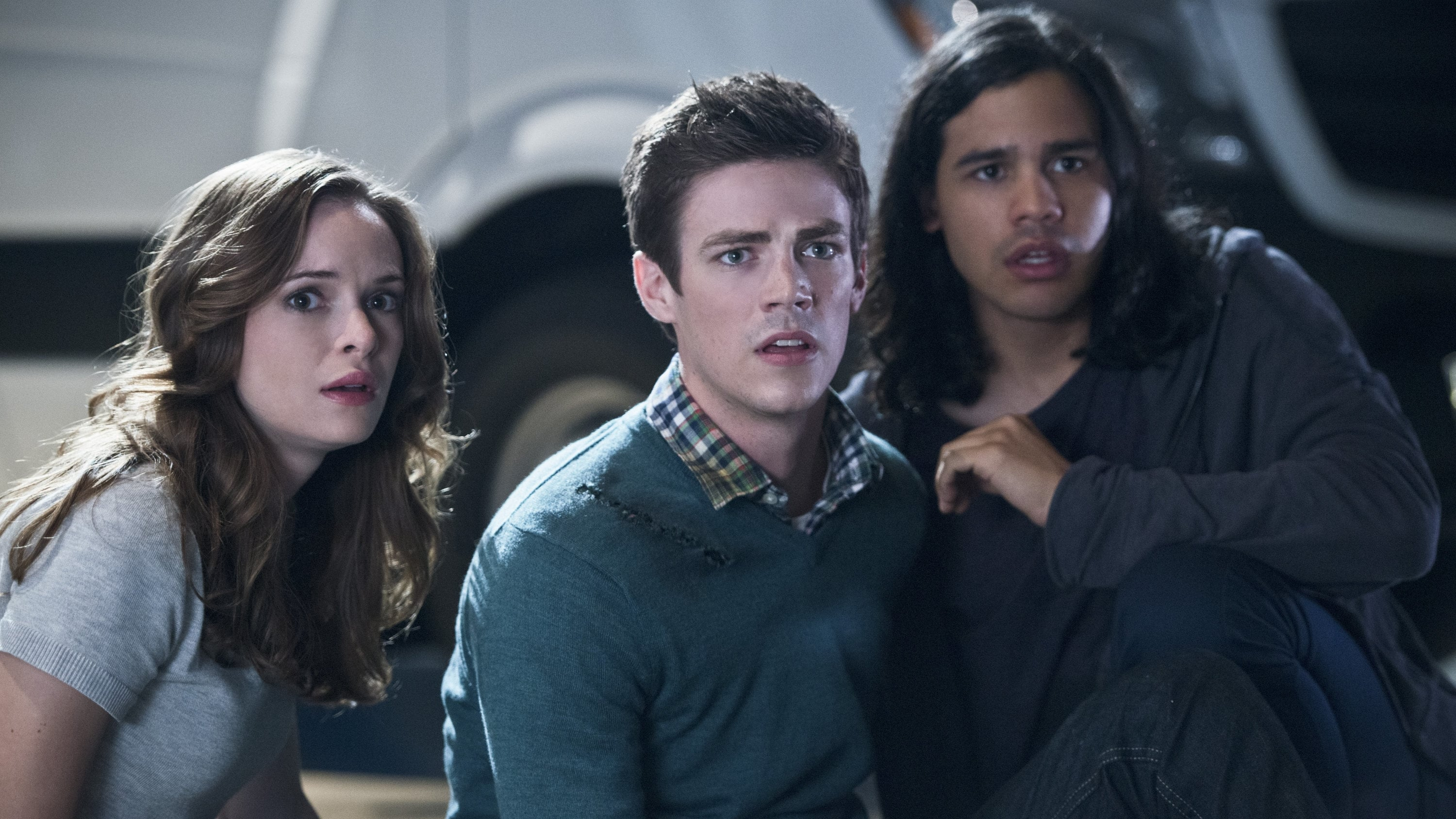 The Flash Season 1 :Episode 7  Power Outage