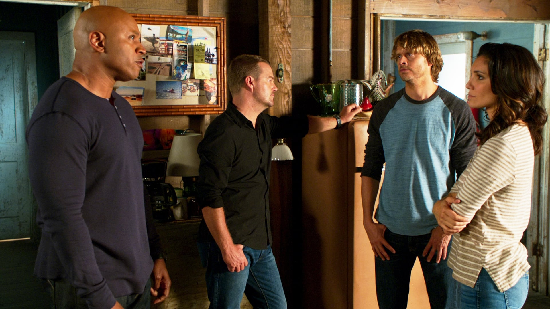 NCIS: Los Angeles Season 7 :Episode 6  Unspoken