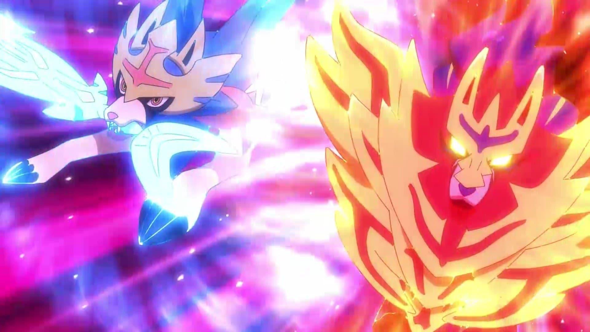 Pokémon Season 23 :Episode 45  Sword & Shield IV: The Ultimate Sword and Shield