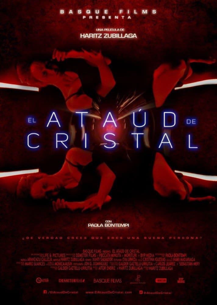 Póster El ataúd de cristal