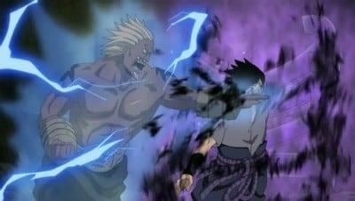 Naruto Shippūden Season 10 :Episode 203  Sasuke's Ninja Way