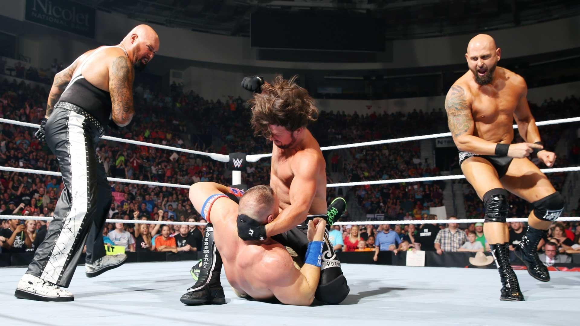 WWE Raw Season 24 :Episode 22  May 30, 2016 (Green Bay, WI)
