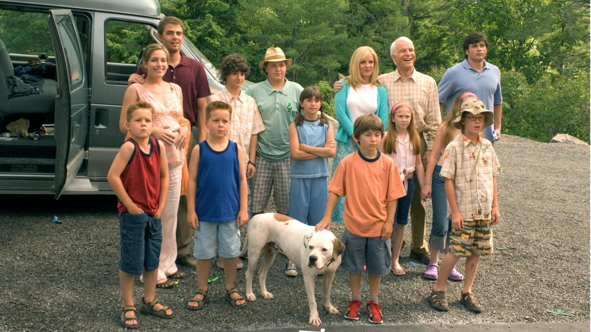 cheaper by the dozen 2 2005 gratis films kijken met