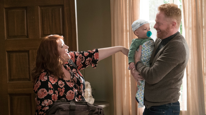 Modern Family Season 9 :Episode 9  Tough Love