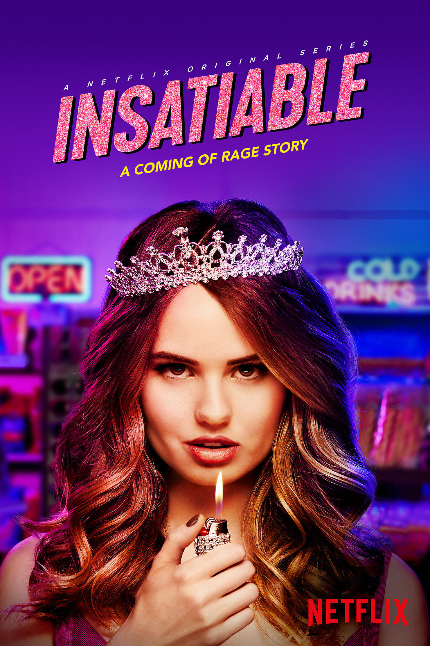 image for Insatiable