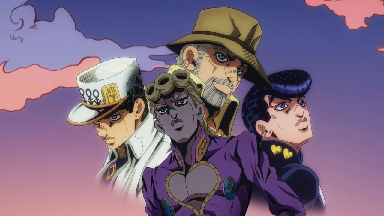 JoJo's Bizarre Adventure Season 4 :Episode 4  Joining the Gang