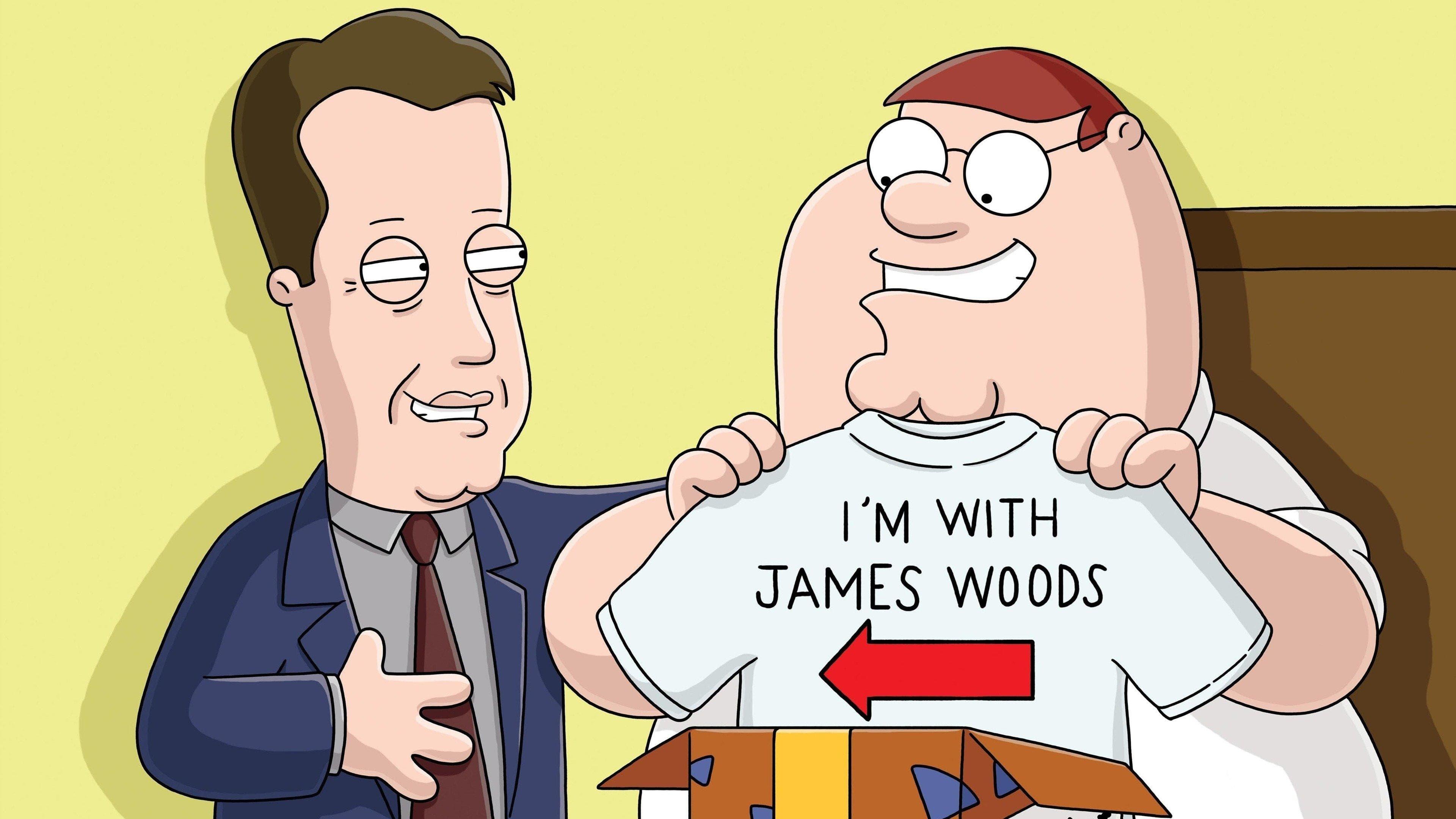 Family Guy Season 4 :Episode 11  Peter's Got Woods