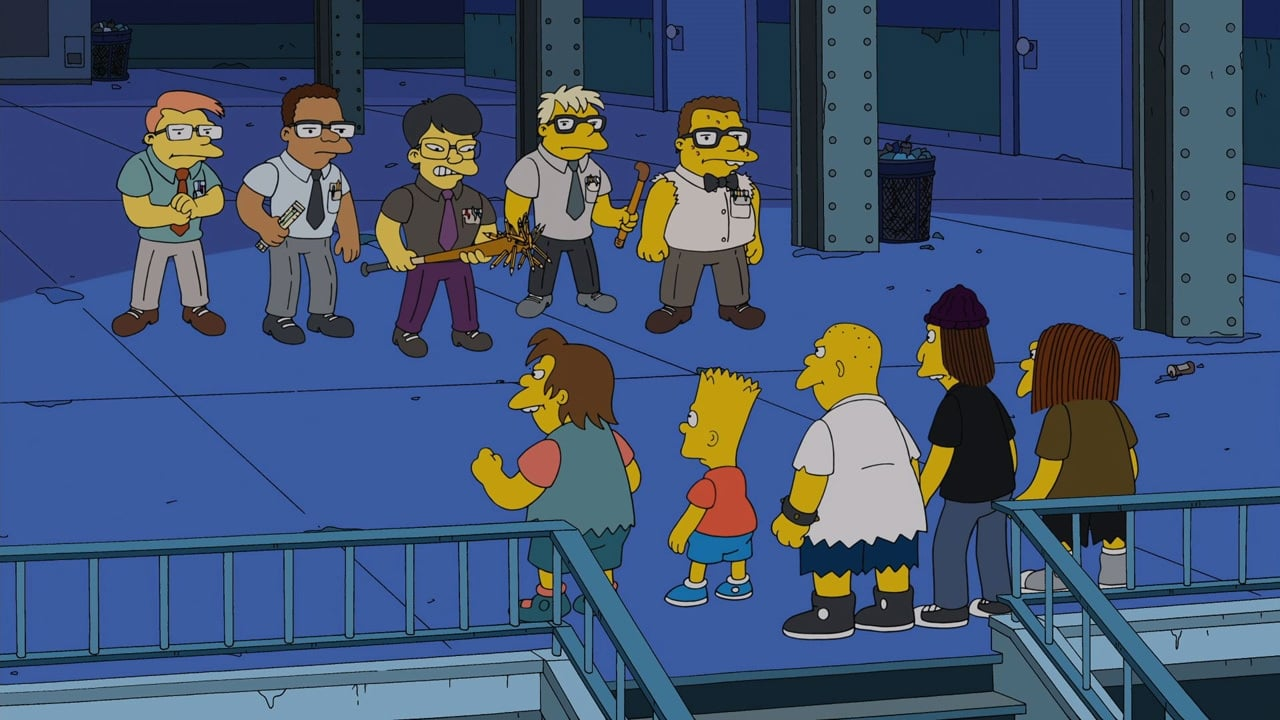 The Simpsons - Season 25 Episode 14 : The Winter of His Content