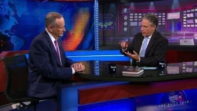 The Daily Show with Trevor Noah Season 15 :Episode 122  Bill O'Reilly