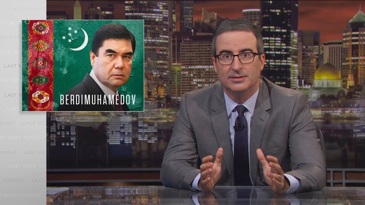 Last Week Tonight with John Oliver • S06E20