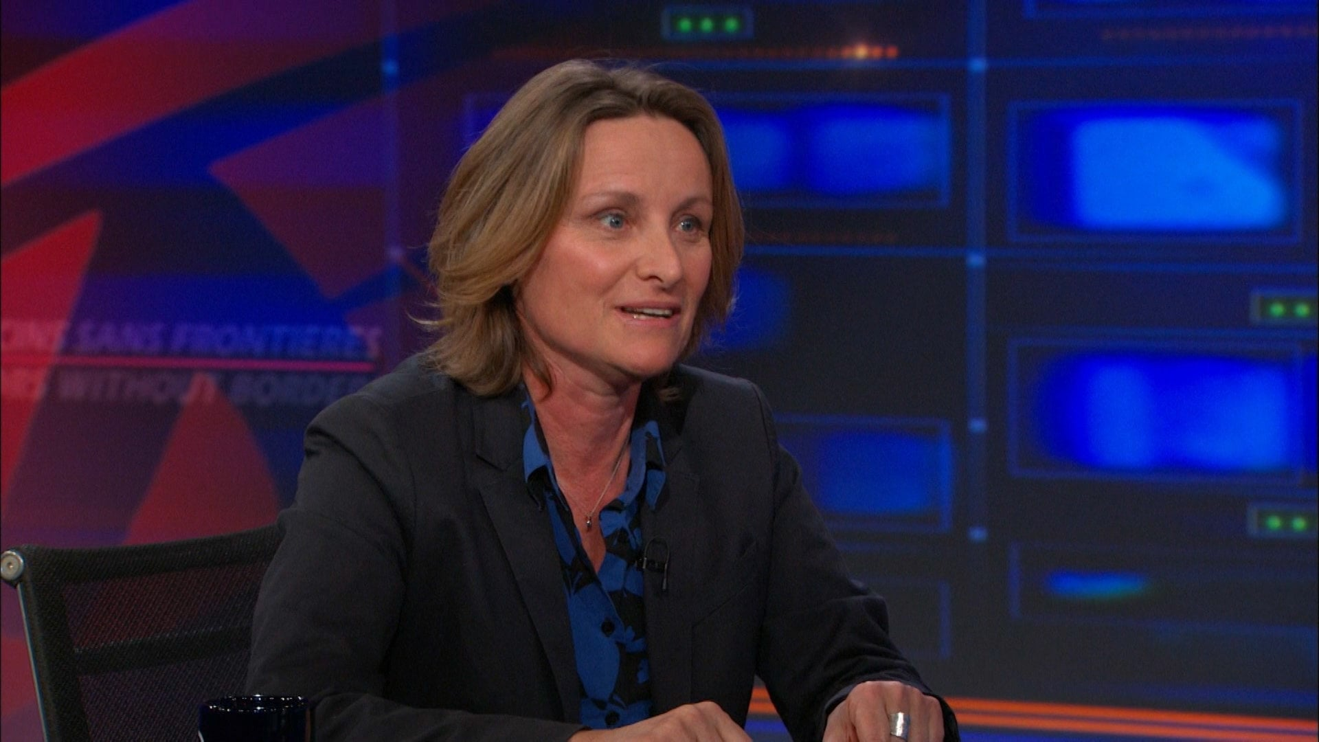 The Daily Show with Trevor Noah Season 20 :Episode 30  Sophie Delaunay