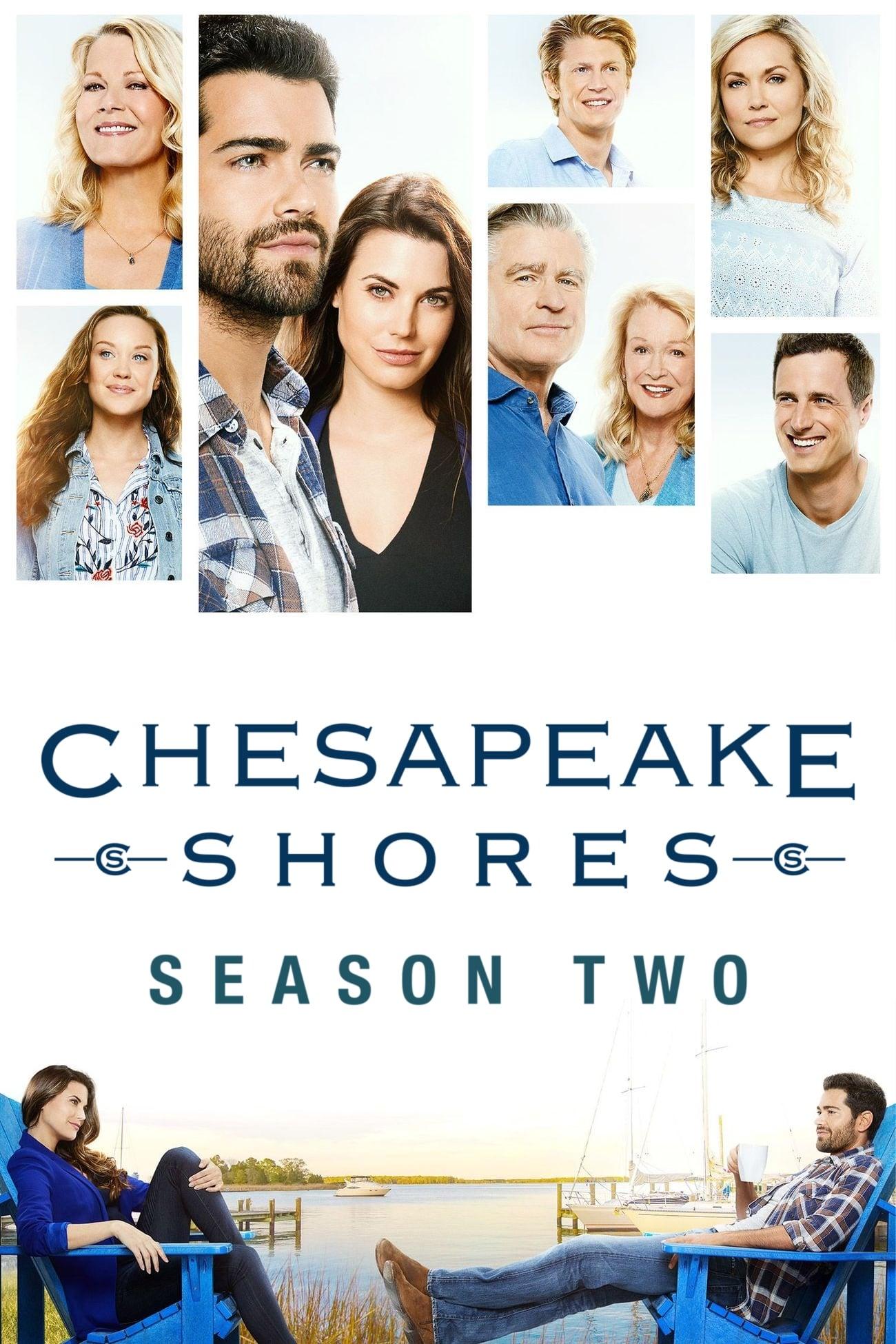 Chesapeake Shores Saison 2