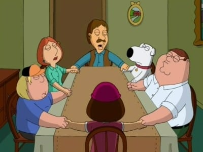 Family Guy Season 4 :Episode 26  Petergeist