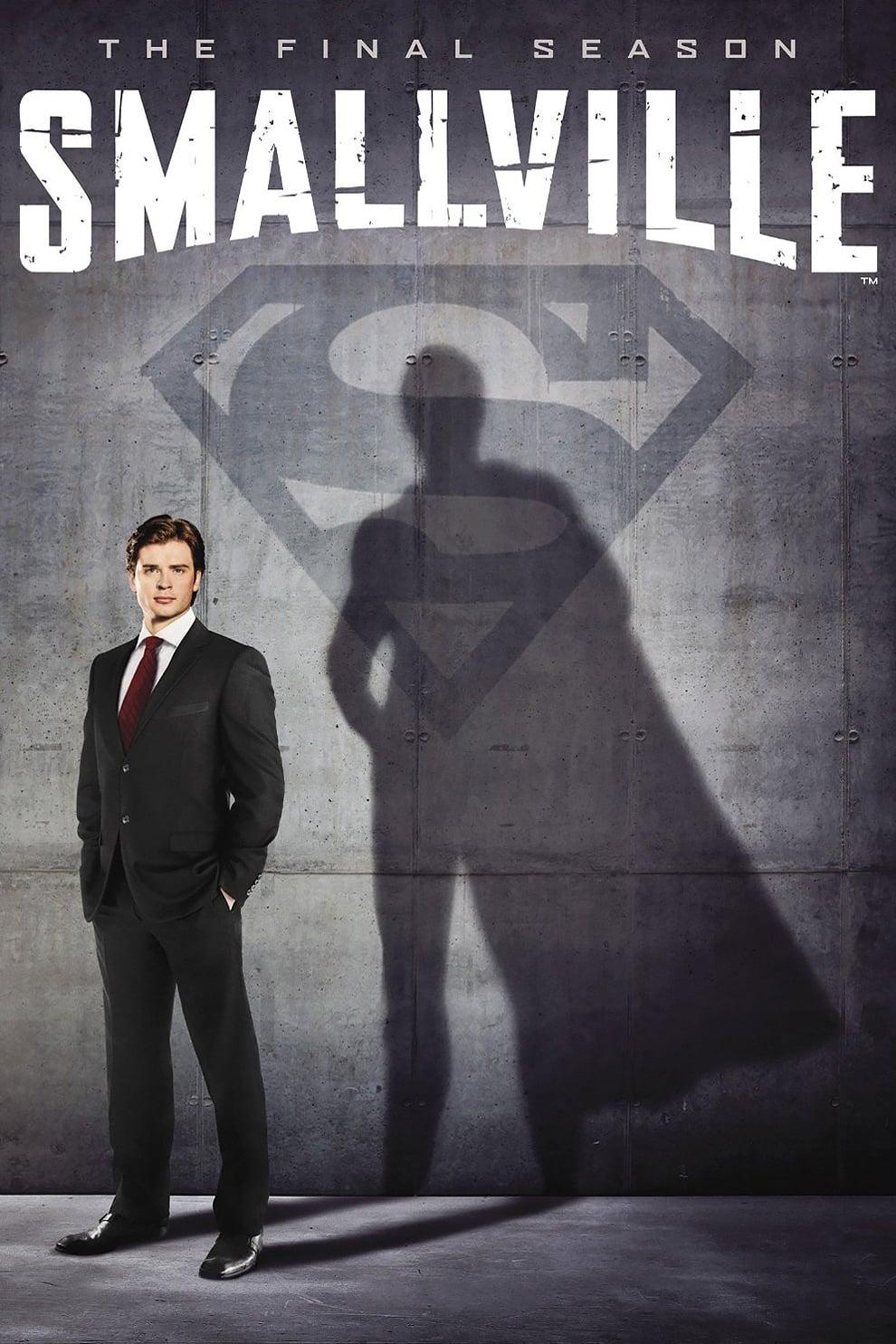 Smallville 10ª Temporada Dublado Torrent Downlaod Bluray 720p (2010)