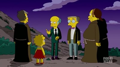 The Simpsons Season 20 :Episode 13  Gone Maggie Gone