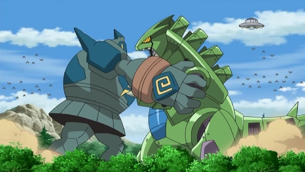 Pokémon Season 15 :Episode 34  An Epic Defense Force!