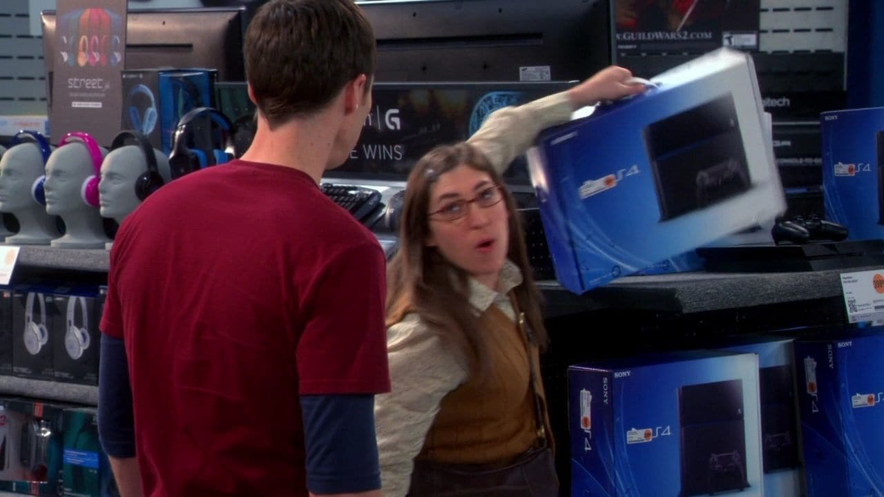 The Big Bang Theory Season 6 :Episode 19  The Closet Reconfiguration