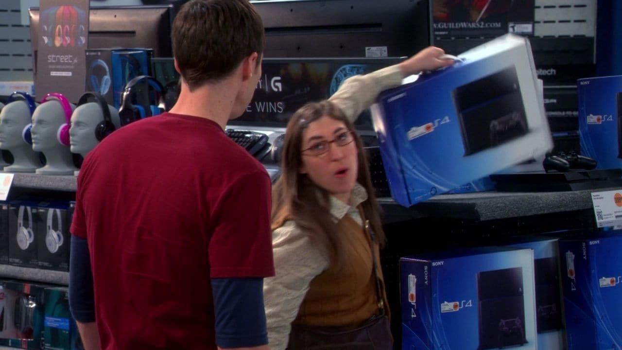 The Big Bang Theory - Season 6 Episode 19 : The Closet Reconfiguration