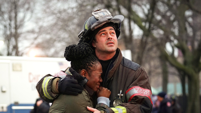 Chicago Fire Season 7 :Episode 20  Kalte Spur