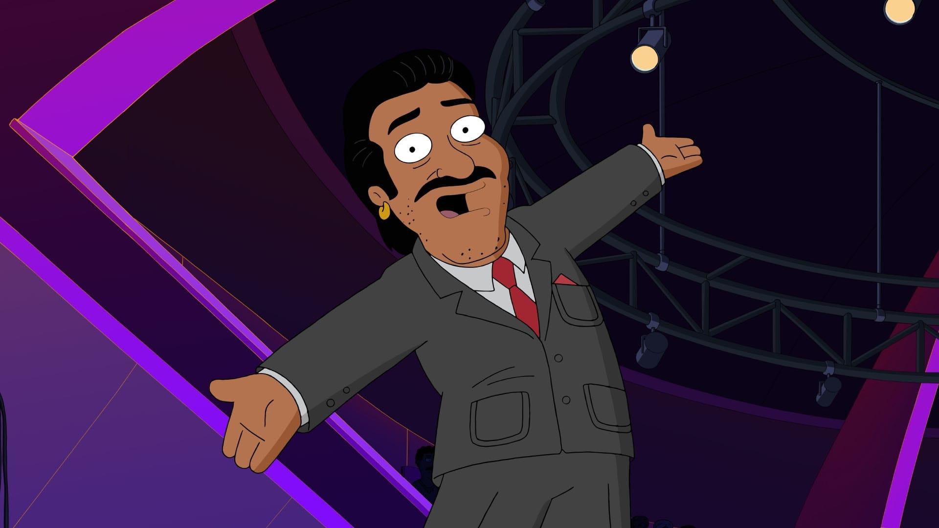 Family Guy Season 14 : Road to India