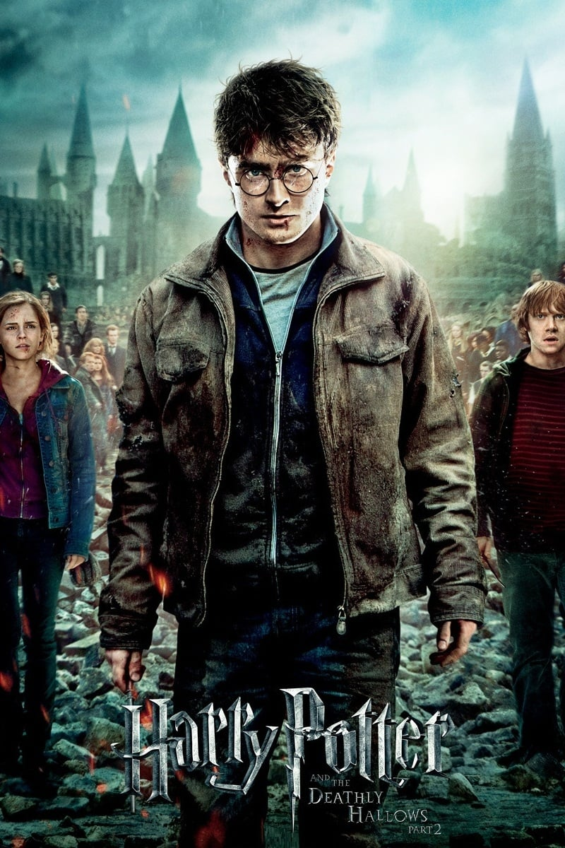 Harry Potter Deathly Hallows Part 2
