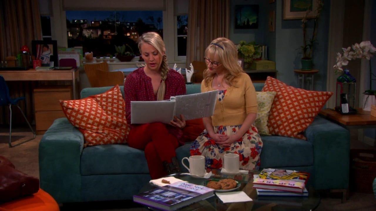 The Big Bang Theory - Season 6 Episode 9 : The Parking Spot Escalation