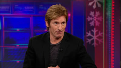 The Daily Show with Trevor Noah Season 18 :Episode 31  Denis Leary