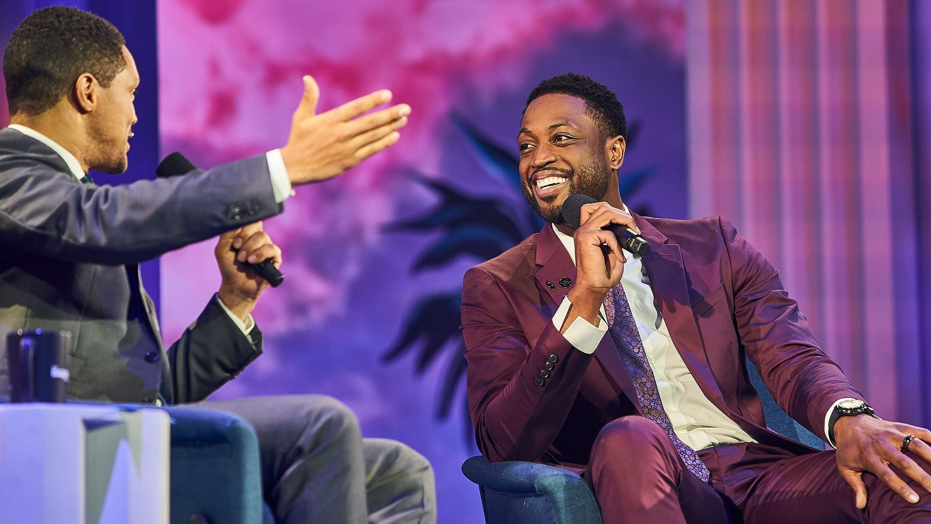 The Daily Show with Trevor Noah Season 24 :Episode 15  Dwyane Wade