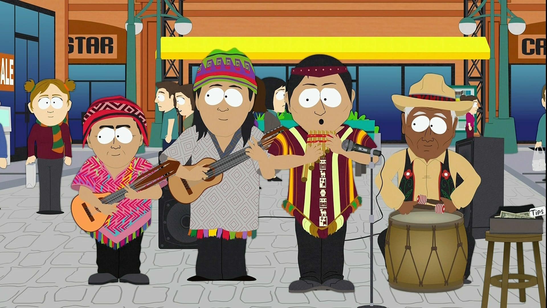 South Park Season 12 :Episode 10  Pandemic (1)