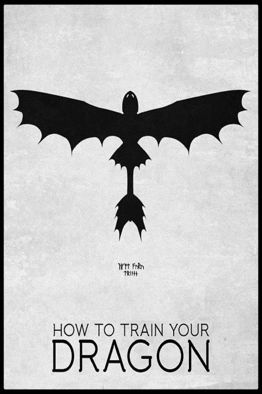 how to how to train your dragon move