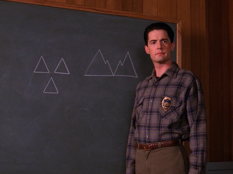 Twin Peaks Season 2 :Episode 17  Wounds and Scars