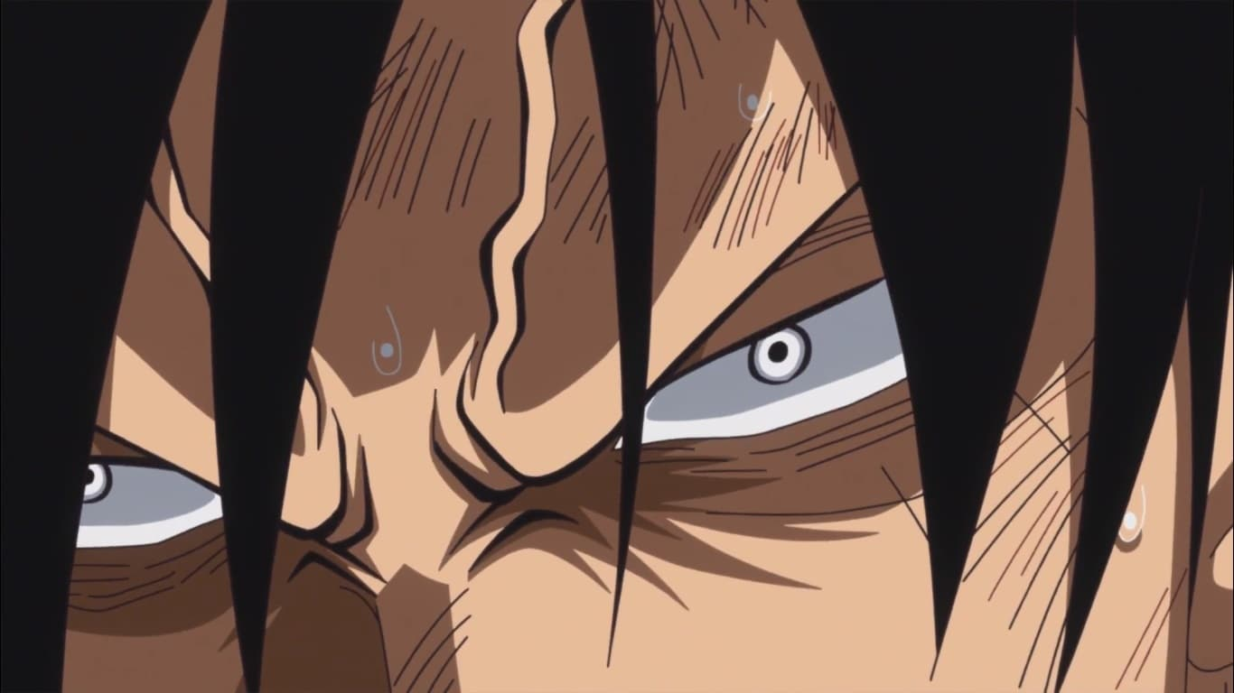 One Piece Season 19 :Episode 854  The Threat of the Mole! Luffy's Silent Fight!