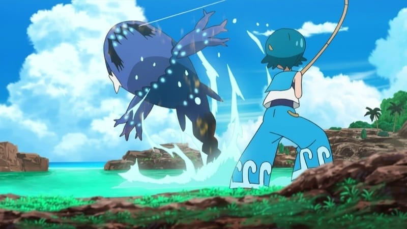 Pokémon Season 20 :Episode 33  Big Sky, Small Fry!