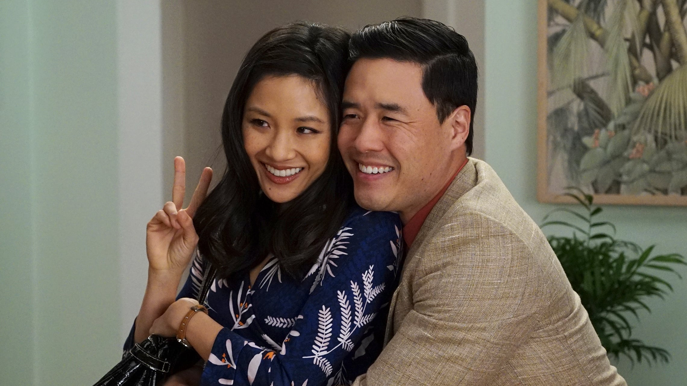Fresh Off the Boat Season 2 :Episode 12  Love and Loopholes
