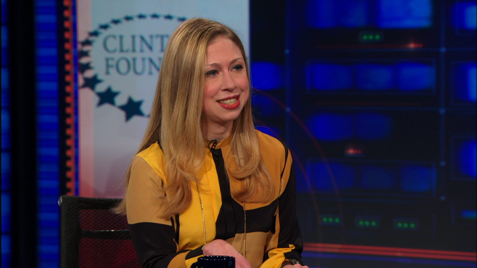 The Daily Show with Trevor Noah Season 18 :Episode 155  Chelsea Clinton