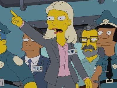 Season 25 :Episode 1  Homerland