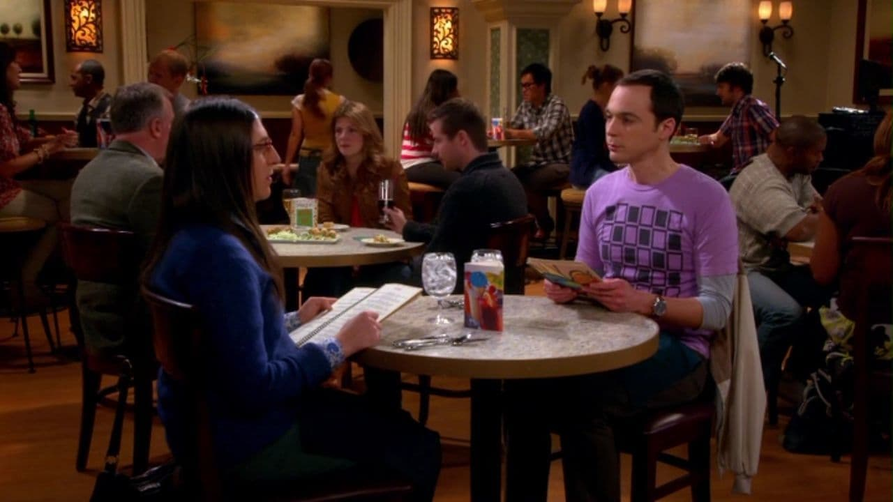 The Big Bang Theory Season 7 :Episode 6  The Romance Resonance
