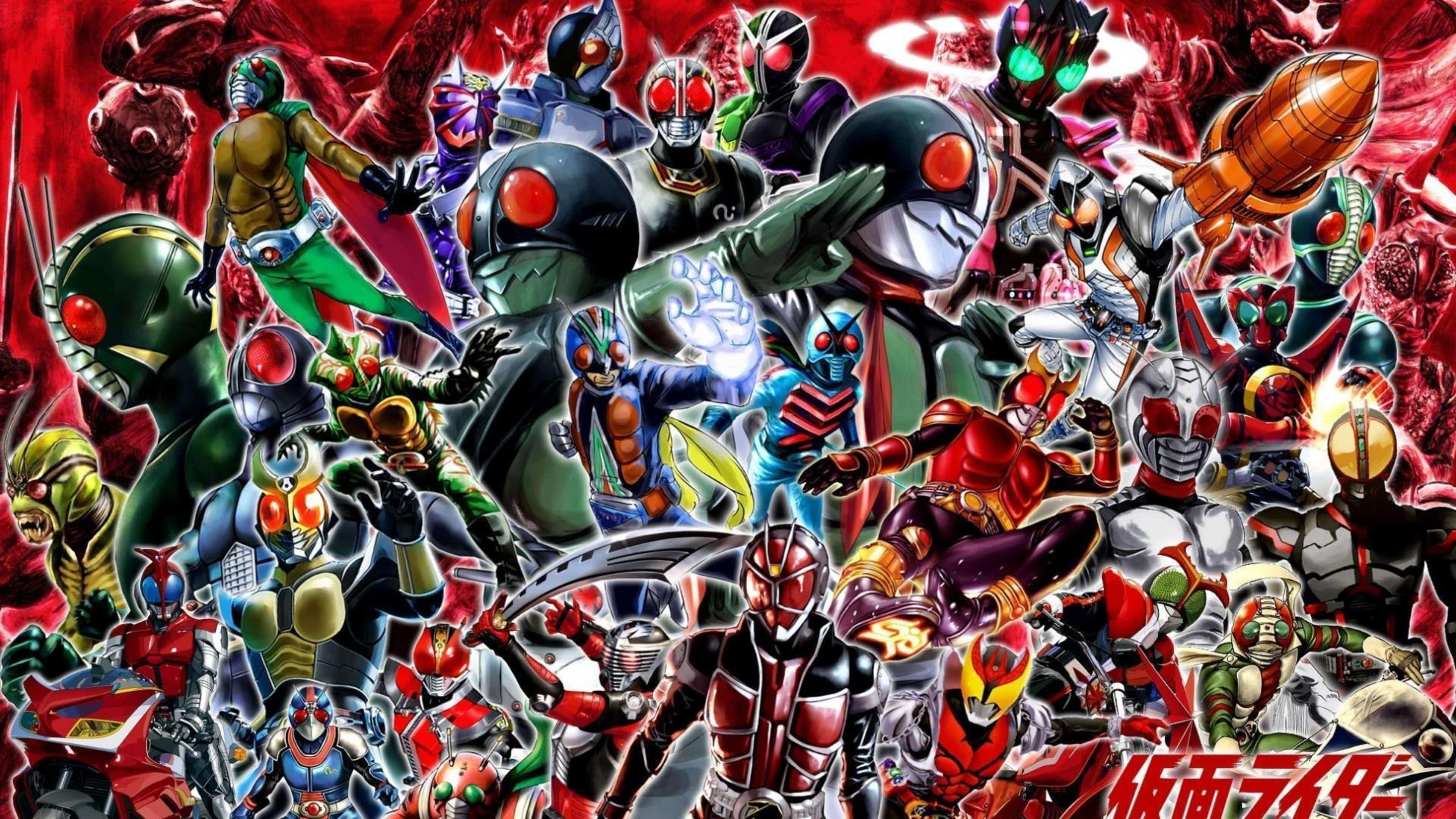 Kamen Rider - Black RX