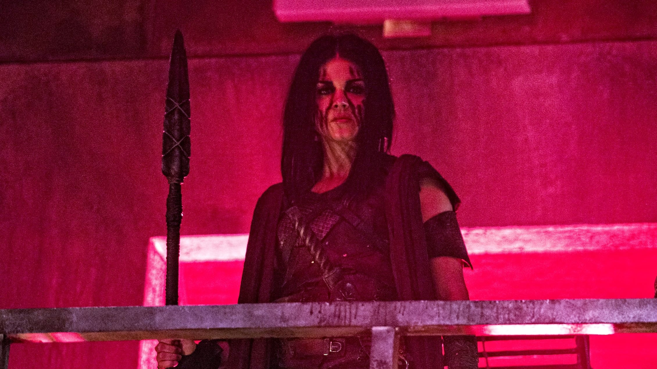 The 100 Season 5 :Episode 10  The Warriors Will