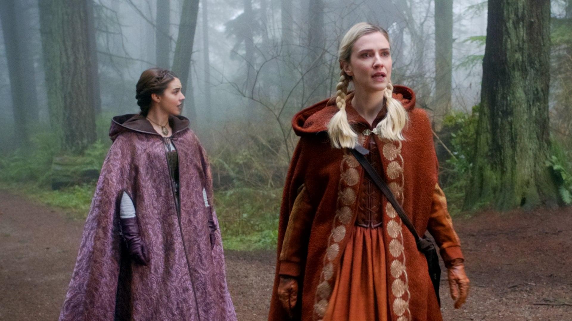 Once Upon a Time Season 7 :Episode 15  Sisterhood