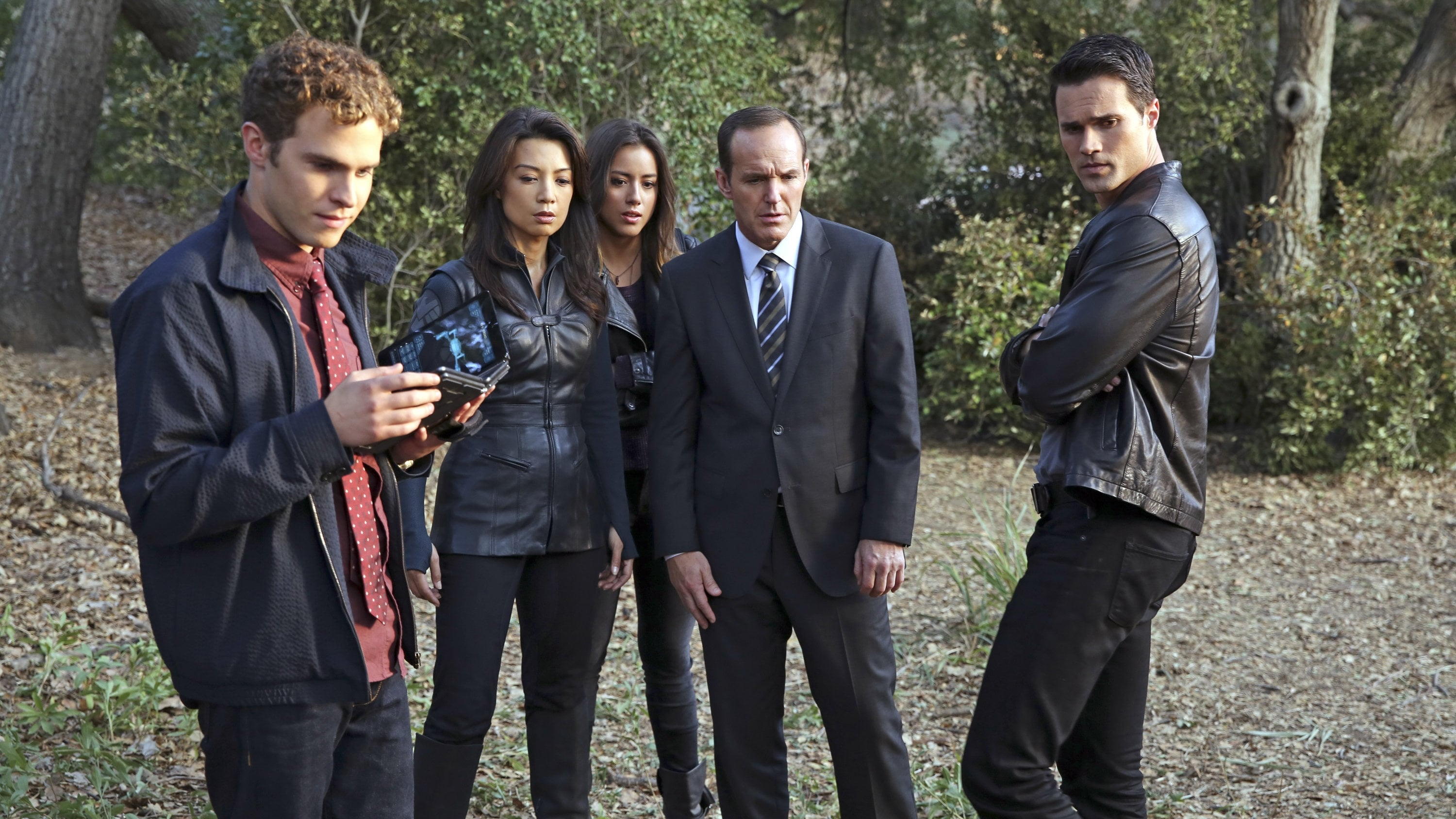 Marvel's Agents of S.H.I.E.L.D. Season 1 :Episode 6  F.Z.Z.T.