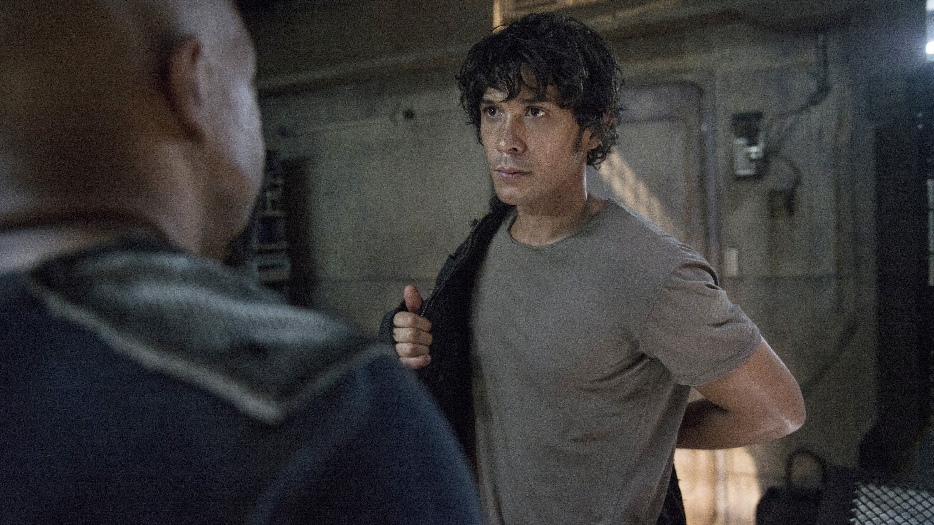 The 100 Season 3 :Episode 5  Hakeldama