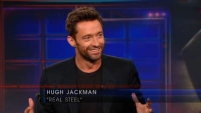 Season 17 :Episode 3  Hugh Jackman